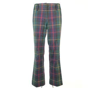 Vintage Tommy Hilfiger plaid pants ankle length